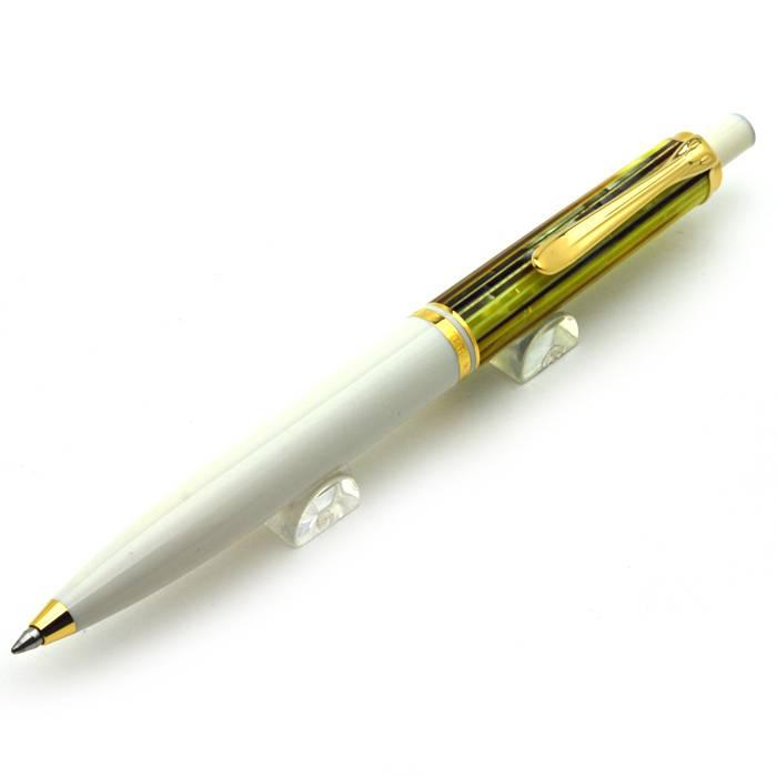 ペリカン ボールペン スーベレーン K400 ホワイトトートイス