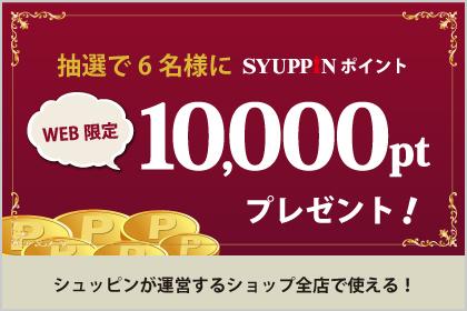1万円分のポイント!