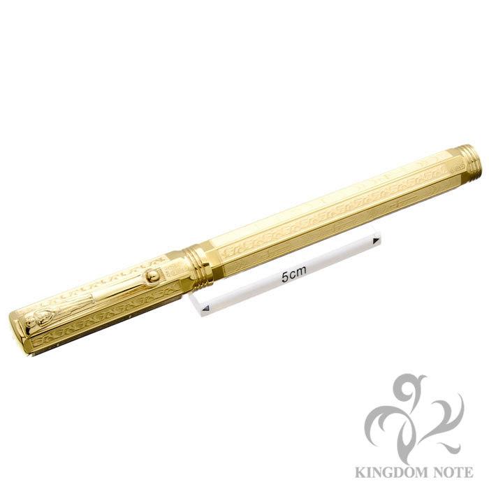 モンテグラッパ 万年筆 ロミオとジュリエット ロミオ 18Kソリッドゴールド M