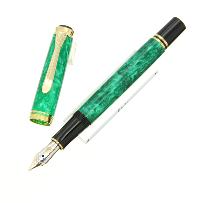 ペリカン 万年筆 スーベレーン M320 グリーン