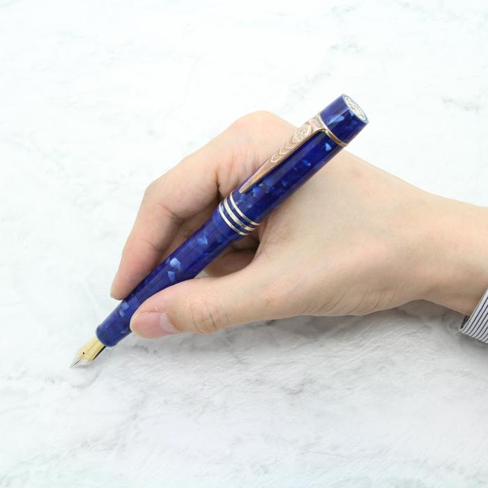 ペンが大きくなるとそんな恩恵が、、、!!