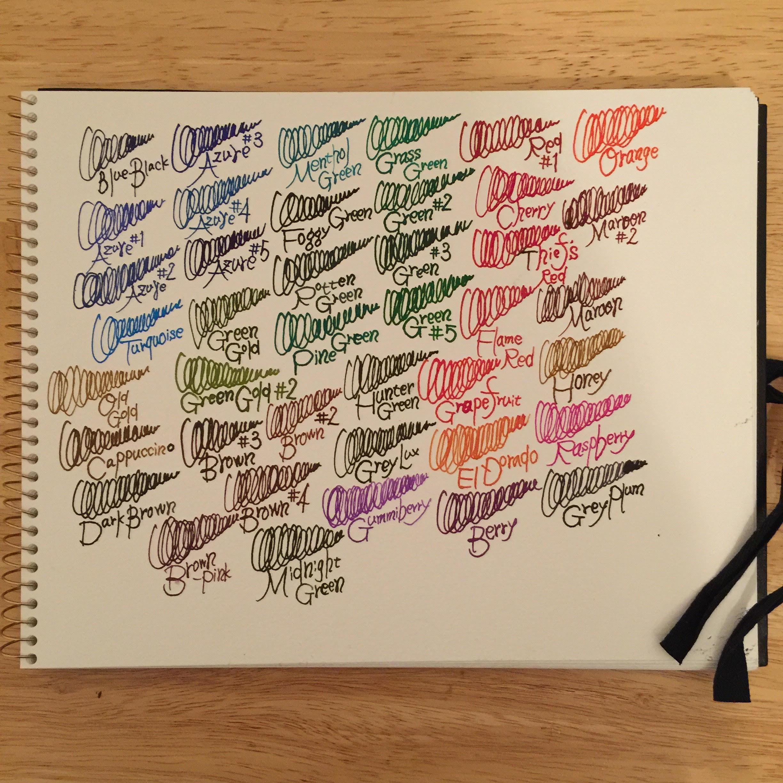 染料インク