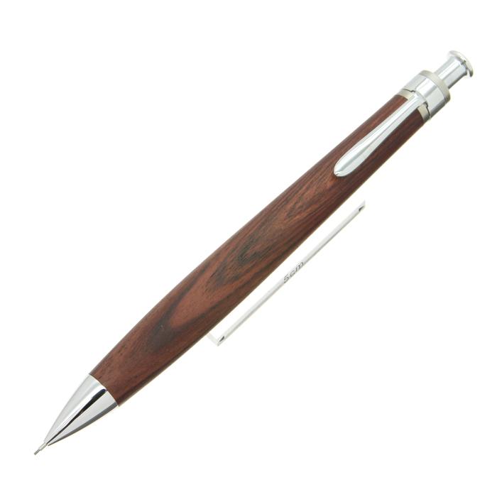 メカニカルペンシル 0.5mm キングウッド