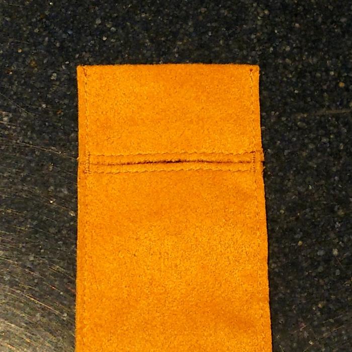 細軸でも長さがある商品はカバーが被せられるのがポイントです